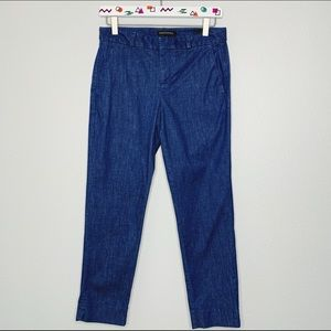 Banana Republic Sloane fit denim pants size 0